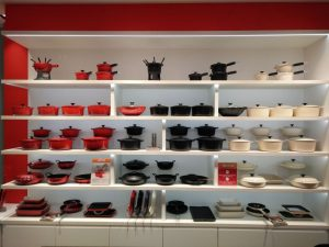 LE CREUSET - COOKWARE - DLF MALL OF INDIA - 3