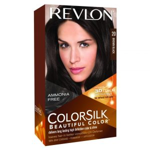 Color Silk Brown Black - Revlon