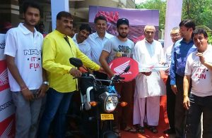 Indore's First Navi Delivered to its customer today