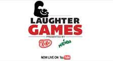 Laughter Games - Logo