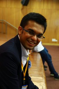 Rohan Ganeriwala Founder - Collegify