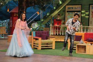 Saina Nehwal on The Kapil Sharma Show - 1