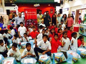 DLF - Saket - Save the Children - World Environment Day
