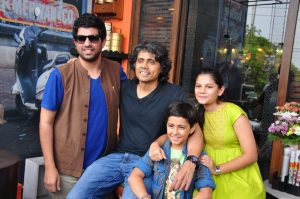 Dhanak Star Cast at SodaBottleOpenerWala