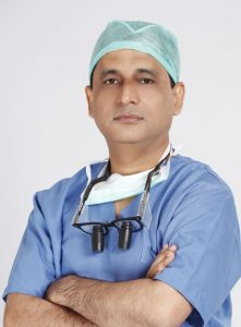 Dr Kewal Krishan performed Indias first HeartMate 3 implant in May 2016
