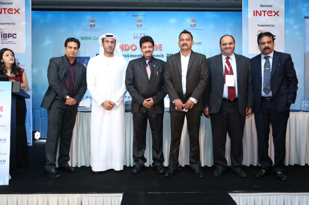 Indo-UAE Global Investment Summit and World Brands Summit - Awards