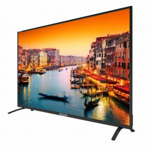 Mitashi 65 inches - 164cms - Smart TV - Right side view