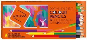 Navneet - Youva - Colour Pencils