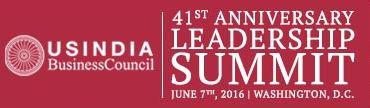 USIBC - 41st Leadership Summit at Washington DC