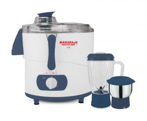 Uno Juicer Mixer Grinder - Mystic blue and white