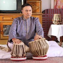 Anang Desai is reconnecting to his musical roots in Tamanna