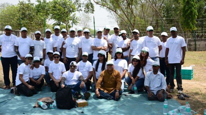 Blossom Kochhar Aroma Magic celebrates Earth Day