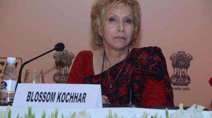 Blossom Kochhar at CII