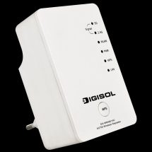 DIGISOL launches AC750 Dual Band Wireless Range Extender