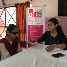 Paras Bliss Hospital, Panchkula conducts free health checkup camp for visually impaired in Chandigarh