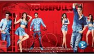 HouseFull3 – EROS International – June 3, 2016