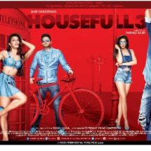 HOUSEFULL 3 to release on June 3, 2016