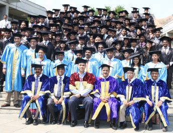 Sanjiv Bajaj addresses Convocation Ceremony at Kirloskar Institute of Advanced Management Studies