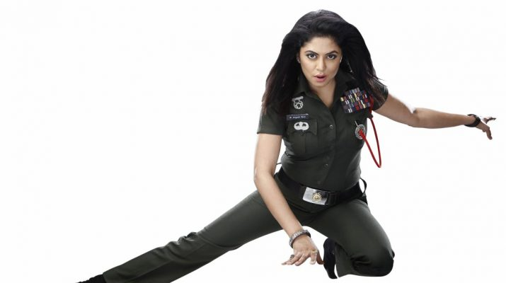 Kavita Kaushik in Dr Bhanumati On Duty - Sony SAB