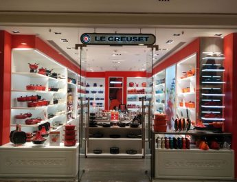LE CREUSET - COOKWARE - DLF MALL OF INDIA