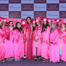 The 12th edition of Fair & Lovely Foundation awarded scholarships to 200 deserving women