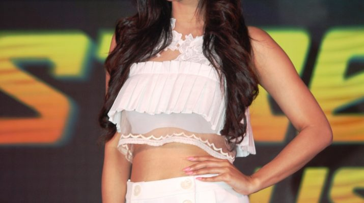 Mouni Roy at the launch of So You Think You Can Dance