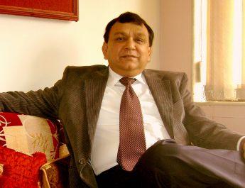 Mr. Ajit Gupta, Managing Director, Care World TV