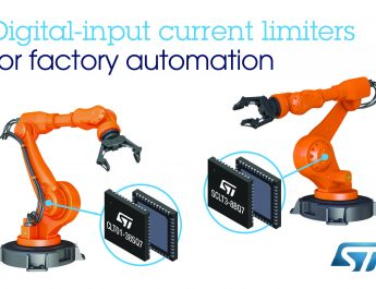 N3817I - High-Speed Digital-Input Current Limiters from STMicroelectronics