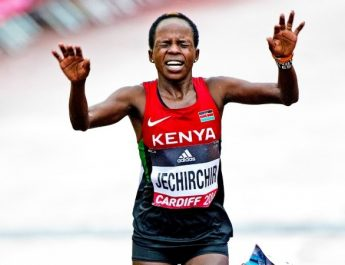 World half-marathon champion, Peres Jepchirchir will lead the field at the TCS World 10K in Bengaluru on May 15, 2016