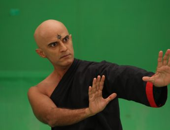 Rajesh Khera as Gurudev in SAB TVs Baal Veer