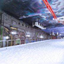 Ski India: Asia's largest indoor Snow Park witnesses massive turnout crossing 2000 visitors mark