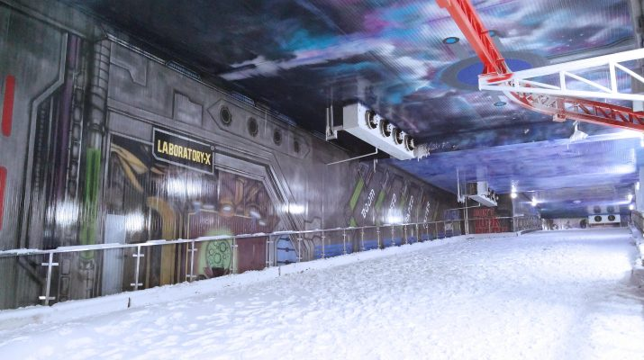Sci-Fi themed Snow Planet, 'Ski India' emerges in Delhi-NCR