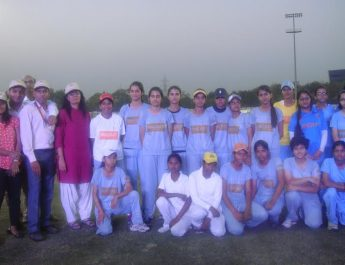 Team GWPCL with Asbah Team