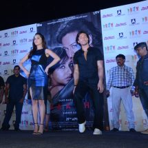 Tiger Shroff and Shraddha Kapoor at The Great India Place Mall
