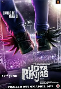 Udta Punjab - Abhishek Chaubey - Balaji Motion Pictures - June 17