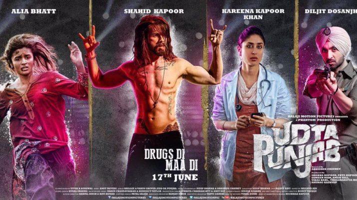 Udta Punjab - Abhishek Chaubey - Balaji Motion Pictures - June 17 Release