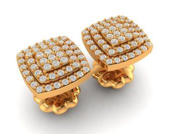 Yellow Earrings, Rs.32,364