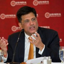 Piyush Goyal Discusses Opportunities in the Renewable Energy Sector with U.S. and Indian Industry