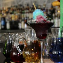 Alcoholic & Non Alcoholic Chuskis at The Long Bar, Hyatt Regency Gurgaon