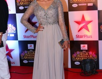 Anuja Sathe at Star Parivaar Awards 2016 coming soon on star plus