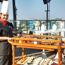 Aruna Iyer – Chef at Courtyard by Marriott Pune city center