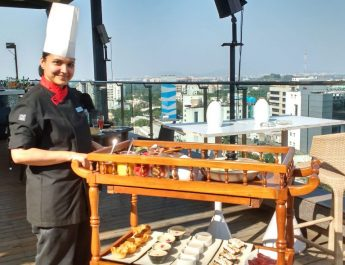 Aruna Iyer - Chef at Courtyard by Marriott Pune city center