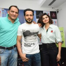 Team Azhar experience Great Cricketing Action at Smaaash