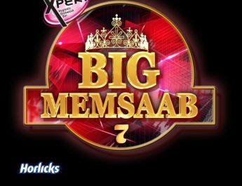 BIG Memsaab Season 7 - Logo