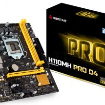 Enhance your Gaming Experience with BIOSTAR – H110MH PRO D4
