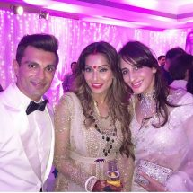Bipasha Basu in Jaipur Jewels for her reception