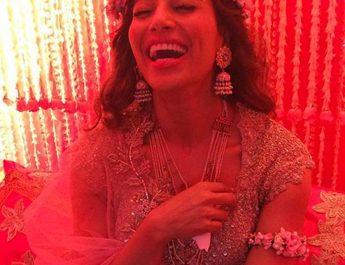 Bipasha for her Mehendi Ceremony - Latest