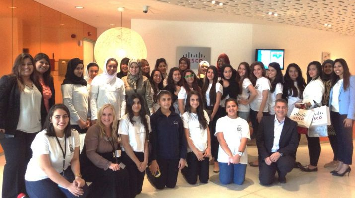 Cisco Girls Power Tech - 2015