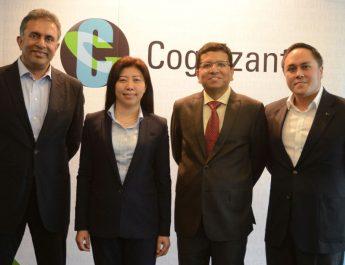 Cognizant Malaysia - Santosh Thomas - Dato Ng Wan Peng - Jayajyoti Sengupta - Effendi Azmi Hashim