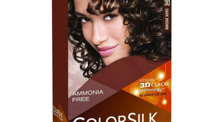Color Silk Dark Brown - Revlon